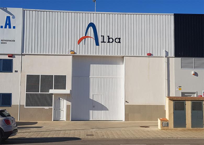 Empresa alba pharmaceuticals distribución productos farmacéuticos y parafarmacia en Vinaros, Castellón, España